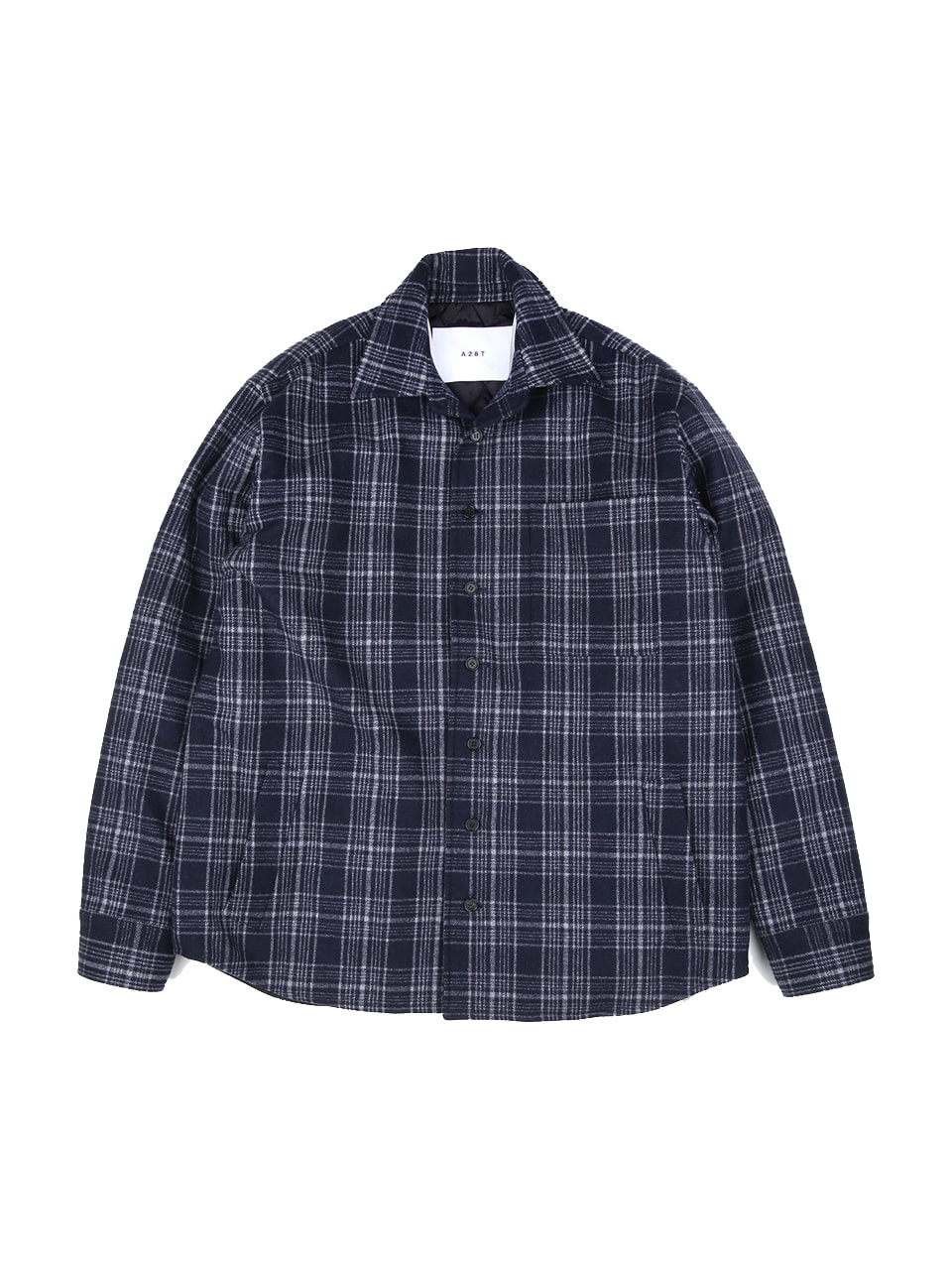 0103 Wool Check Jumpers